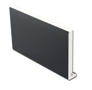 Anthracite Grey Full Replacement Fascia Boards Smooth Finish