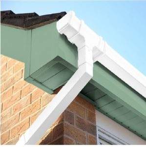 Chartwell Green Soffit Boards