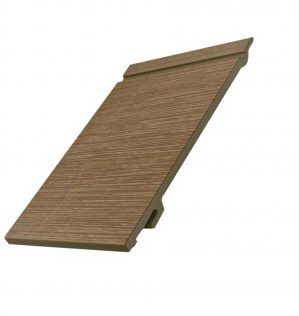 Cedar Natural Textured Upvc Cladding