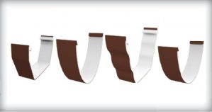 Brown Guttering