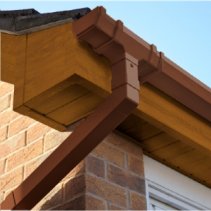 Golden Oak Soffit Boards