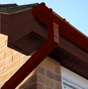 Mahogany Full Replacement Fascia Boards