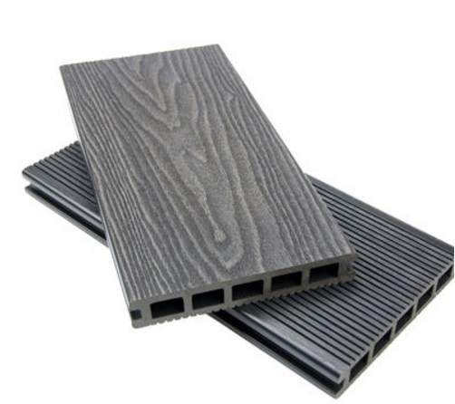 Charcoal Black Composite Anti Slip Decking 3 660m Lengths