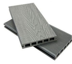 Platinum Grey Composite Decking