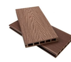 Pecan Brown Composite Decking