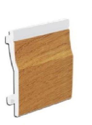Irish Oak External Upvc Cladding