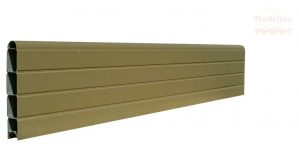 Natural Pvc Fencing System