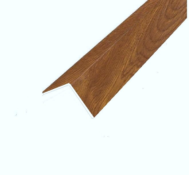 30 x 30 rigid angle golden oak