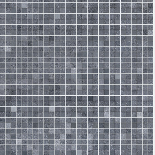 Concrete-mosaic