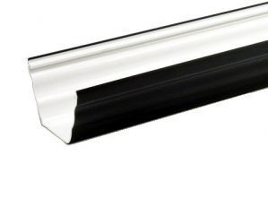 Black Ogee Guttering & Downpipes
